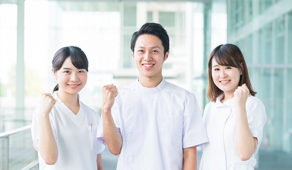 人々の健康を守る「看護師」に向いている人の特徴とは?